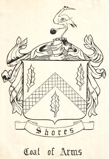 Shores Coat of Arms